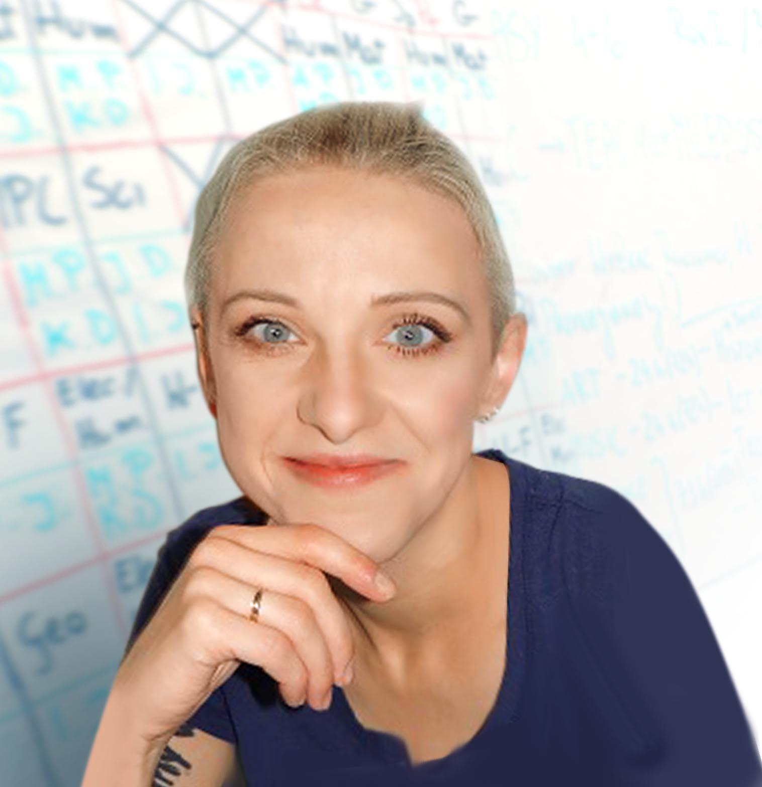 Renata Racinowska nowy